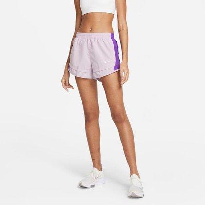Shorts Nike Tempo Icon Clash Feminino