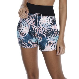 Shorts Pina Colada Molecotton Feminino