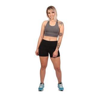 Shorts Poliester Feminino