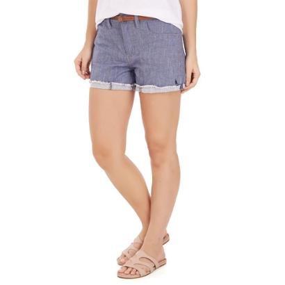 Shorts Sidewalk Lille Jeans Feminino