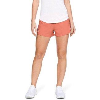 Shorts Under Armour De Corrida Launch Sw Feminino