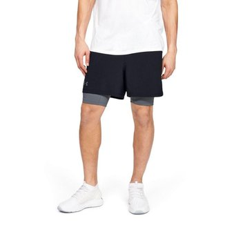 Shorts Under Armour Qunder Armourlifier 2In1 Masculino