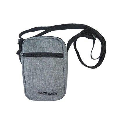 Shoulder Bag Back Wash Cinza