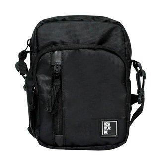 Shoulder Bag Big Black Hoshwear Preta