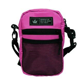 Shoulder Bag Média Hoshwear Neon Rosa