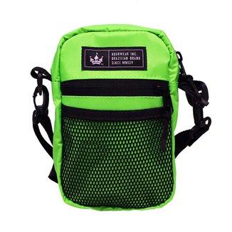 Shoulder Bag Média Hoshwear Neon Verde