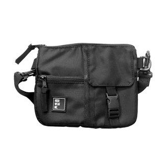 Shoulder Bag Pochete Hoshwear My Pocket Slim Preta