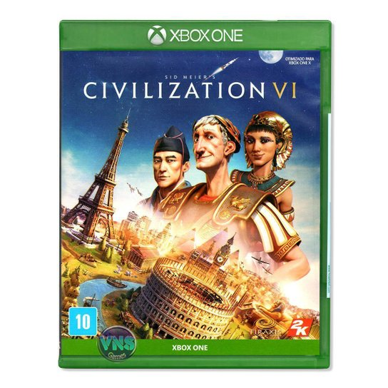 Sid Meiers Civilization VI - Xbox One - Incolor