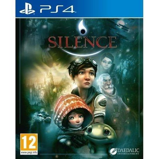 Silence - Ps4 - Incolor