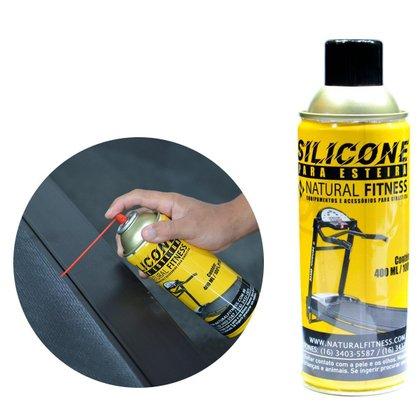 Silicone Spray Para Lubrificar Esteira Eletrica