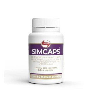 Simcaps -  60 Cápsulas - Vitafor