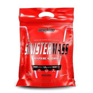 Sinister Mass 3kg Pronta Entrega Integralmédica