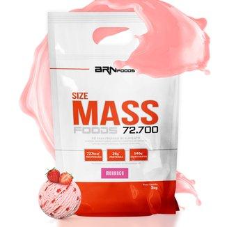 Size Mass Foods 72.700     3 kg - BRN Foods