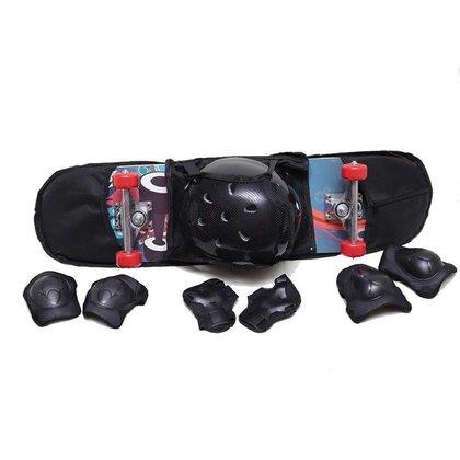 Skate Com Kit de Proteção Unitoys Ref.1042 - Shap