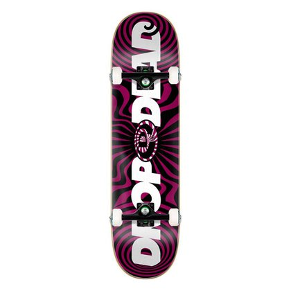 Skate Completo Drop Dead Amador NK3 Hypnosis