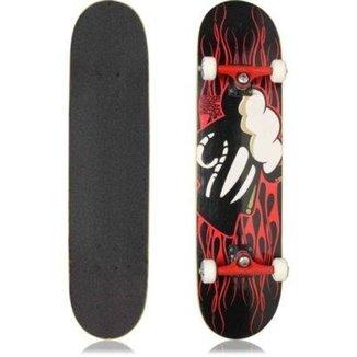 Skate Completo Iniciante Black Sheep