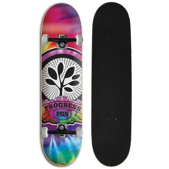 Skate Completo Iniciante Progress - PGS Taidai - Estampado