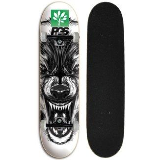 Skate Completo Iniciante Progress - PGS Wolf