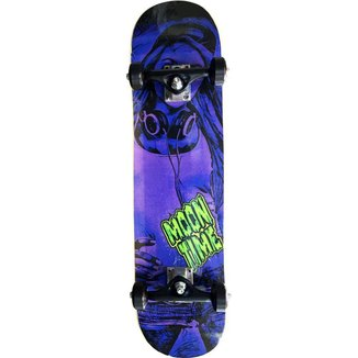 Skate Completo OWL Sports Moon Time Purple