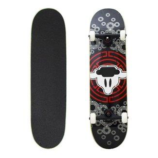 Skate Completo Profissional Black Sheep