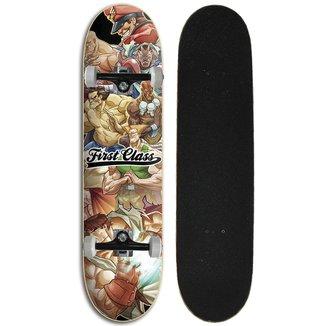 Skate completo Street Iniciante First Class - Street