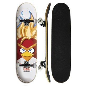 Skate Completo Unic Skateboard - Sayajin 7.8 8