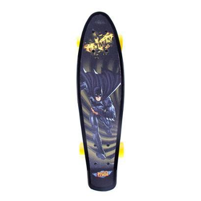 Skate Cruiser Liga da Justiça Batman - Unissex