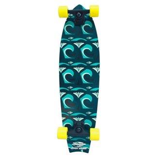 Skate Fishtail Cruiser Mormaii  Surf