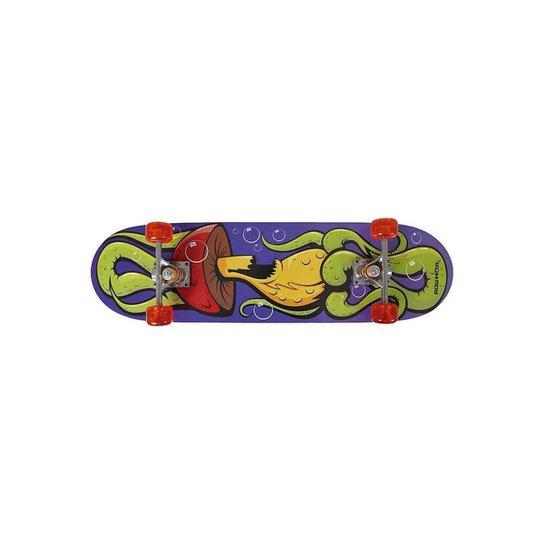 Skate Iniciante 79cm x 20cm - Estamp-3 - Única