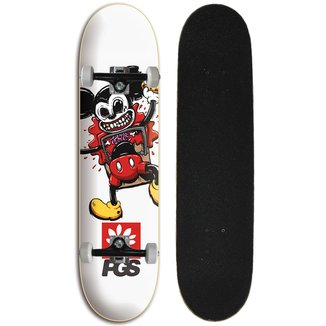 Skate Iniciante Completo Progress - PGS Mouse
