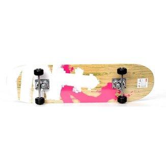 Skate Iniciante Unitoys Ref.1179 - Shape Branco
