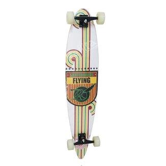 Skate Longboard Flying Montado Unissex