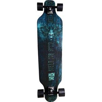 Skate Longboard Moon Time Cortex