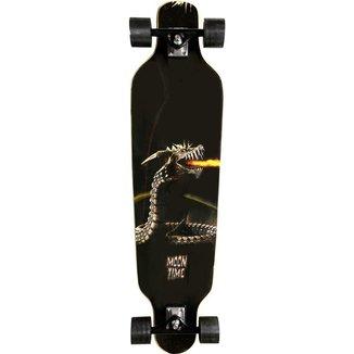 Skate Longboard Moon Time Dragon Lore