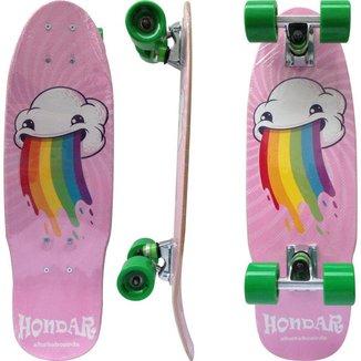 Skate Mini Cruiser Hondar Rainbow