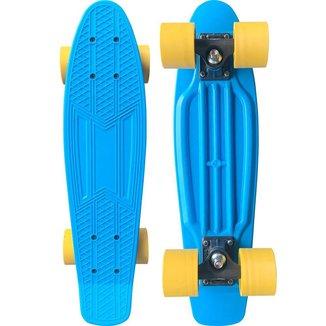 Skate Mini Cruiser Moon Time Blue Sky 22 POL 70mm Cor: ; Tamanho: Unico;