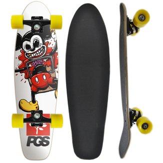 Skate Montado Cruiser Progress - PGS - Mouse