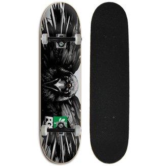 Skate montado Iniciante Progress - PGS  Corvo