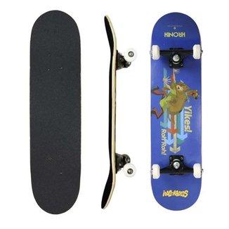 Skate Montado Kronik Scooby Doo - Azul