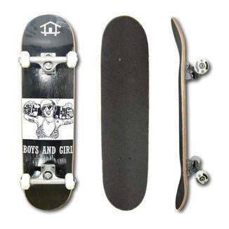 Skate Montado Profissional House Skateboarding Muerte Leão e +