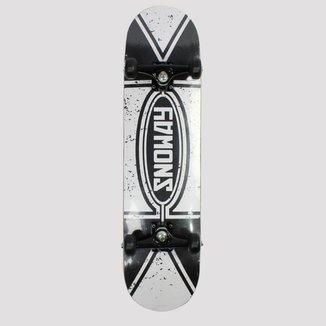 Skate Montado Snoway Urban Black/ White
