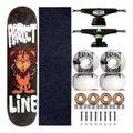 Skate Perfect Line Shape Profissional Lion Pronta Entrega