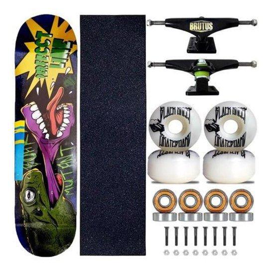 Skate Perfect Line Shape Profissional Mutant Pronta Entrega - Única