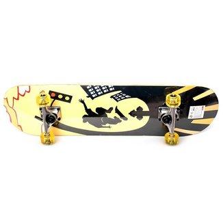 Skate Semi Profissional Unitoys Ref.1050 Shape Pr