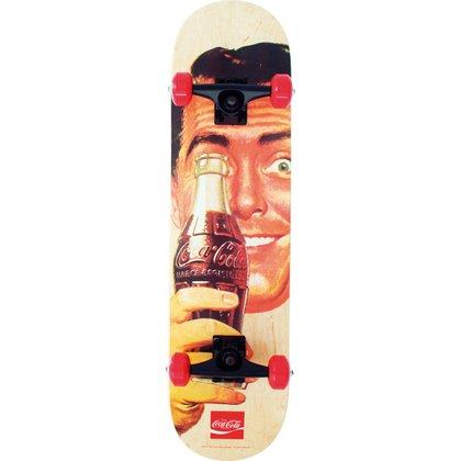 Skate Skateboard CocaCola Cara