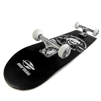 Skate Skateboard Mormaii Chill Caveira - Unissex