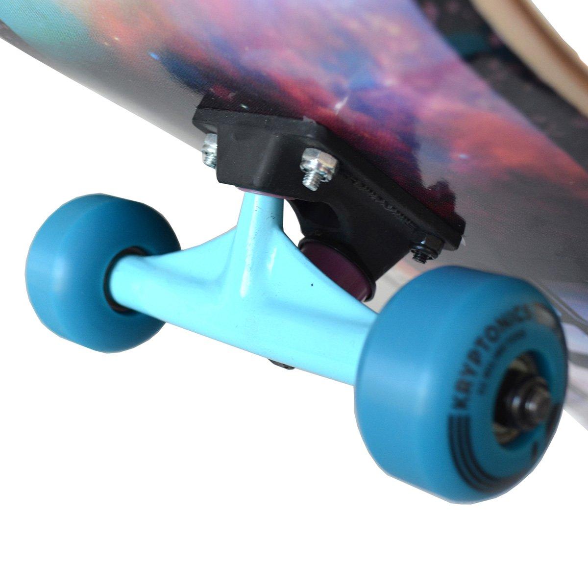 7c07fedc95 Skateboard Kryptonics Pro Galaxy - Compre Agora