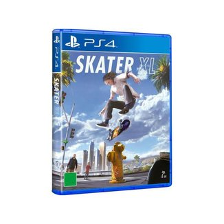 Skater XL para PS4 Easy Day Studios