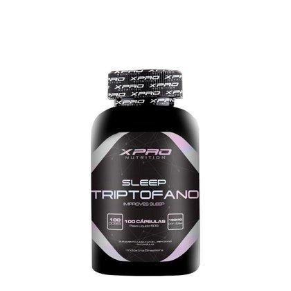 Sleep Triptofano 100 Cáps   Xpro Nutrition