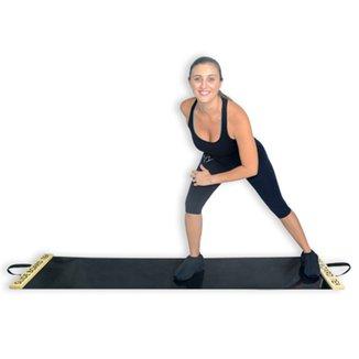 Slide Board + Par De Sapatilhas REA Fitness